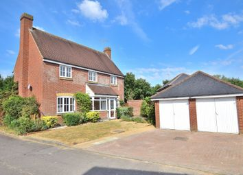 Thumbnail 4 bed detached house for sale in Lloyd Taylor Close, Little Hadham, Ware