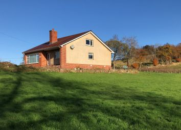 Thumbnail 3 bed detached bungalow for sale in Woodhall Nursery Woodhall Road, Braidwood