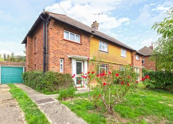 Thumbnail 3 bed semi-detached house for sale in Meadowlands, Hurst Green, Oxted