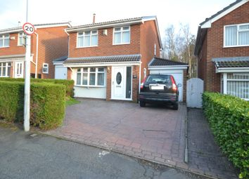 3 bed detached house for sale in Gillbrow Crescent, Whelley, Wigan WN1