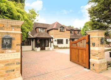 Thumbnail 4 bedroom detached house for sale in Virginia Water, Surrey