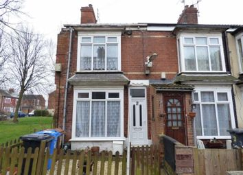 Thumbnail 2 bed end terrace house to rent in Cranbourne Avenue, Fenchurch Street, Hull