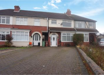 Thumbnail 3 bed terraced house for sale in Fisher Place, Cleethorpes