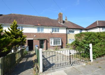 Thumbnail 4 bed terraced house to rent in Convent Crescent, Grange Park