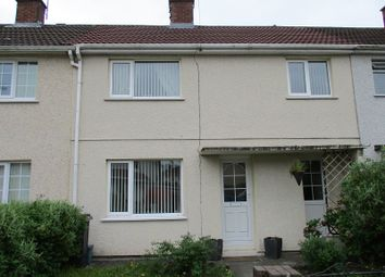 Thumbnail 3 bed terraced house for sale in Fairway, Port Talbot, Neath Port Talbot.
