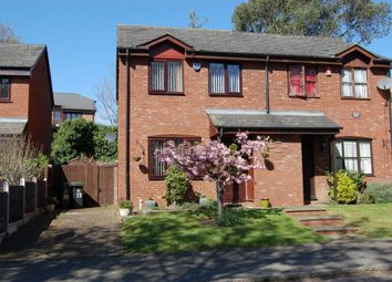 Thumbnail 3 bedroom semi-detached house for sale in Cascade Road, Buckhurst Hill