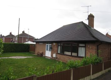 Thumbnail 4 bed bungalow for sale in First Avenue, Stafford