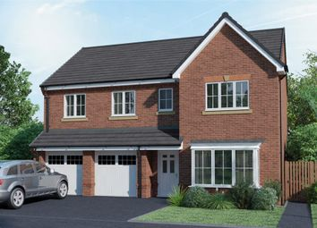"""Thumbnail 5 bed detached house for sale in """"The Buttermere"""" at Ambridge Way, Seaton Delaval, Whitley Bay"""