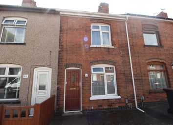 Thumbnail 2 bed terraced house for sale in Webb Street, Stockingford, Nuneaton, Warwickshire