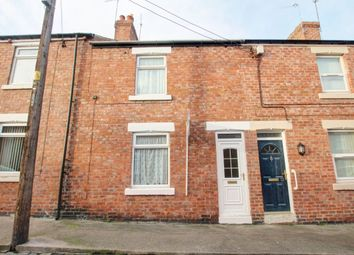 Thumbnail 2 bed terraced house for sale in Elm Street, Chester Le Street