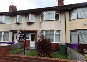 Thumbnail 3 bedroom terraced house for sale in Sandy Lane, Walton, Liverpool, Merseyside