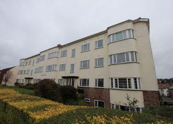 Thumbnail 3 bed flat for sale in Abbey Road, Rhos On Sea, Colwyn Bay