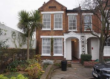 Thumbnail 3 bed flat to rent in North Avenue, Kew, Richmond, Surrey