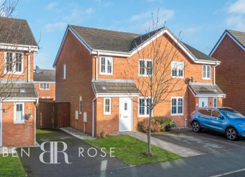 Thumbnail 4 bed property for sale in Clydesdale Drive, Chorley