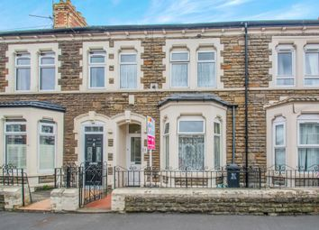 Thumbnail 2 bedroom terraced house for sale in Eyre Street, Splott, Cardiff