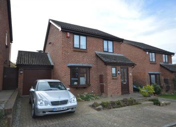 Thumbnail 3 bed detached house for sale in Bridgewater Place, Leybourne, West Malling