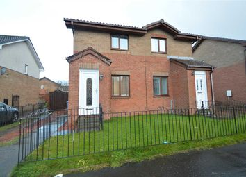 Thumbnail 2 bedroom semi-detached house for sale in Darnaway Drive, Glasgow