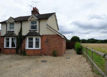 Thumbnail 3 bed semi-detached house for sale in Reading Road, Finchampstead, Berkshire