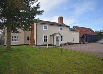 Thumbnail 5 bed detached house for sale in Mendlesham Green, Stowmarket