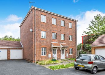 Thumbnail 5 bed semi-detached house to rent in Waterlily Close, Stoke-On-Trent