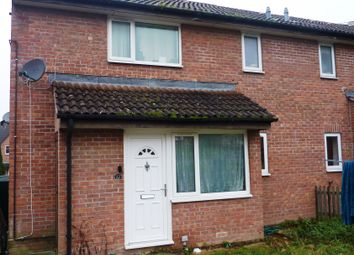 Thumbnail 1 bed end terrace house for sale in Westerham Walk, Calne