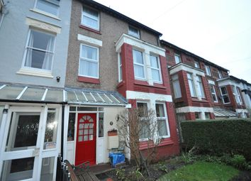 Thumbnail 4 bed terraced house for sale in Pickering Road, Wallasey