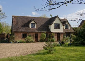 Thumbnail 5 bed detached house for sale in The Green, Depden, Bury St. Edmunds