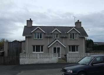 Thumbnail 3 bed detached house for sale in The Gables, Rhosbodrual, Gwynedd