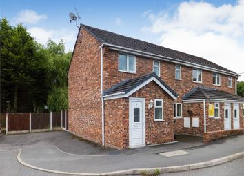 Thumbnail 2 bed terraced house for sale in Padeswood Court, Buckley, Flintshire