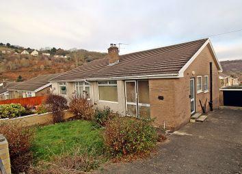 Thumbnail 2 bed semi-detached bungalow for sale in Southgate Avenue, Llantrisant, Pontyclun, Rhondda, Cynon, Taff.