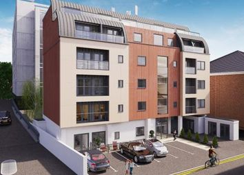 Thumbnail 1 bed flat for sale in Lavender Park Road, West Byfleet