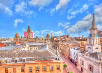 Thumbnail 2 bed flat for sale in Hutcheson Street, Merchant City, Glasgow