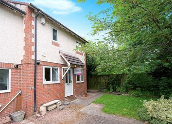 Thumbnail 1 bed end terrace house for sale in Scotby Close, Carlisle, Cumbria