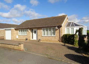 Thumbnail 2 bed bungalow for sale in St Peters Road, Oundle