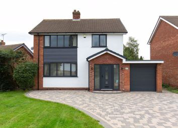 Thumbnail 3 bed detached house for sale in Norman Road, Walsall