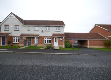 Thumbnail 3 bed terraced house to rent in Housesteads Gardens, Longbenton, Newcastle Upon Tyne