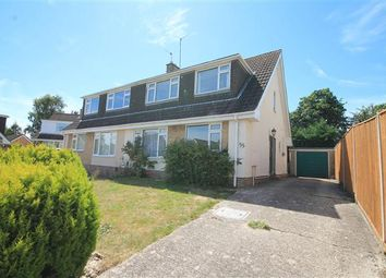 Thumbnail 4 bed semi-detached house to rent in South Western Crescent, Parkstone, Poole