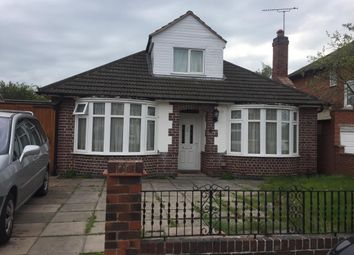 4 bed bungalow for sale in Romway Avenue, Leicester LE5