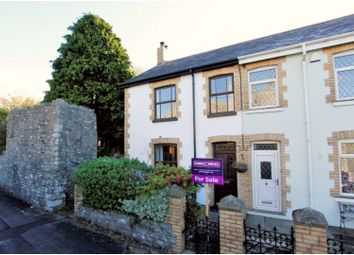 Thumbnail 3 bed semi-detached house for sale in Heol Yr Eglwys, Coity
