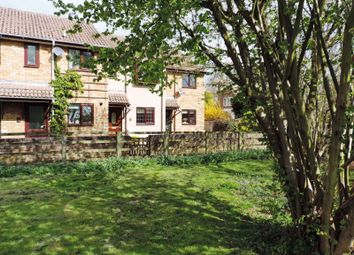Thumbnail 2 bed terraced house for sale in The Green, Harrold, Bedford