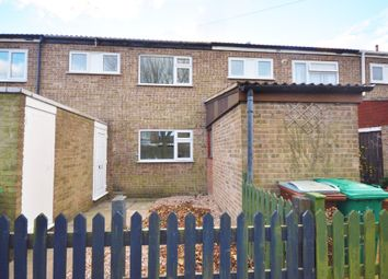 Thumbnail 2 bed terraced house for sale in Silbury Close, Clifton, Nottingham