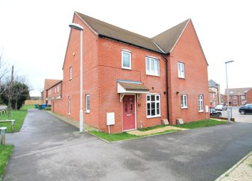 Thumbnail 3 bed semi-detached house for sale in Symonds Drive, Sittingbourne, Kent