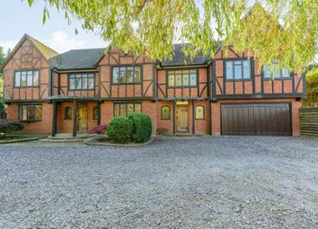 Thumbnail 4 bed detached house for sale in London Road, Lichfield, Staffordshire