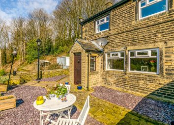 Thumbnail 2 bed end terrace house for sale in The Hollow, Meltham, Holmfirth