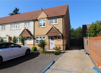 3 bed end terrace house for sale in Ruth King Close, Off Park Road, Lexden, Colchester CO3