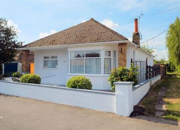 Thumbnail 2 bed detached bungalow for sale in Bridgefield Road, Tankerton, Whitstable, Kent