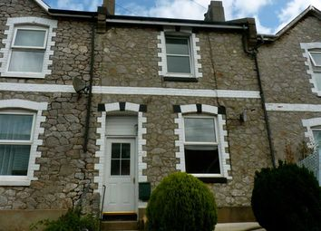 Thumbnail 3 bed terraced house to rent in Woodville Road, Torquay