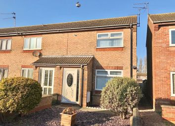 Thumbnail 1 bed end terrace house for sale in Webster Way, Caister-On-Sea, Great Yarmouth