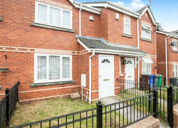 Thumbnail 2 bed terraced house for sale in Venture Scout Way, Manchester