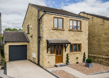 Thumbnail 3 bed detached house for sale in New Street, Kirkheaton, Huddersfield